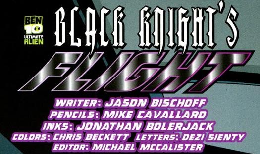 Black Knight's Flight