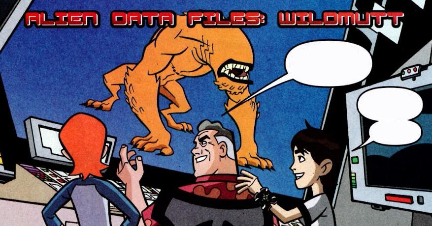 Alien Data Files: Wildmutt