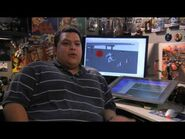 Ben 10- Alien Swarm Pre-vis Behind the Scenes
