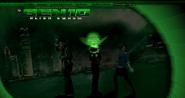Ben 10 alien swarm website loading screen