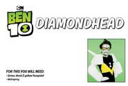 Diamondhead facepaint