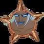 Derrotou o Estrela Sombria