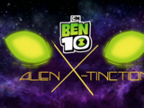 X-tinción alienígena