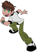 New pose of 11 year old Ben