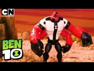 Ben 10 FOUR ARMS in A Matter of Size! - Ben 10 Toys - Cartoon Network
