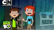 Ben 10 Animal On the Loose Cartoon Network