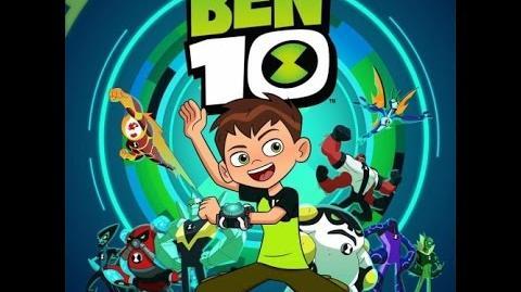 Ben 10 Reboot Opening