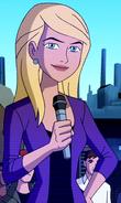 Jennifer Purple Jacket