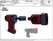 Inspector 13 pistol OV 2
