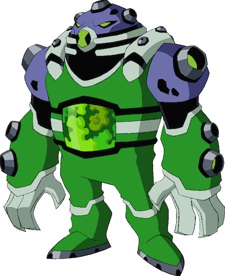 Barrigobot