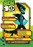Meet the Aliens XLR8