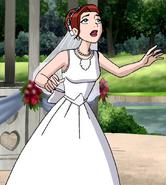 Camille Human Wedding Dress