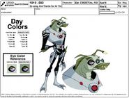 Patelliday OV Model Sheet