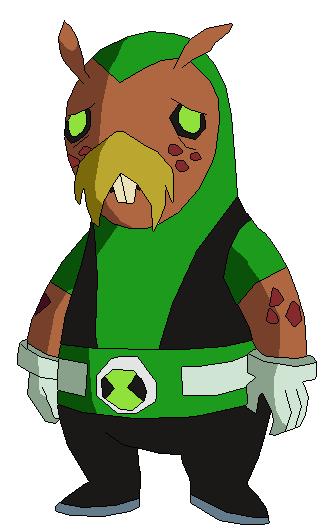 Mole-Stache (Earth-68)
