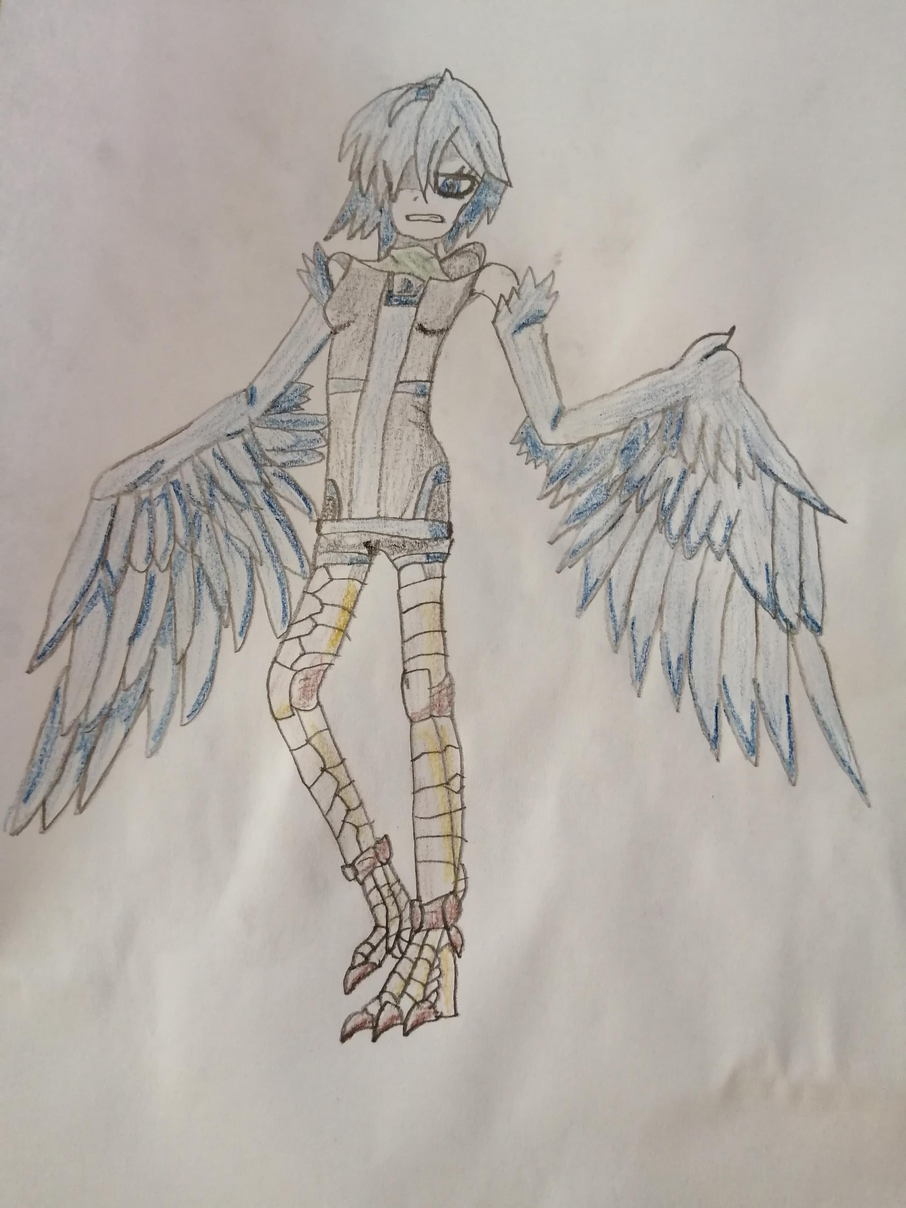 Birdbrain (Nega Neon)