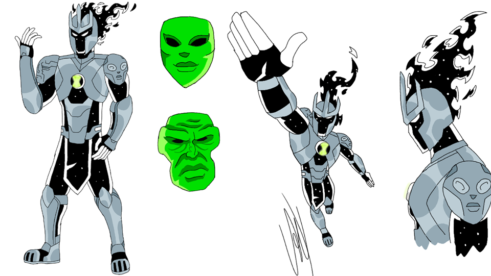 Alien X (Ominihero)