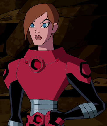 Molly Gunther (Earth-210/Dimension 39)