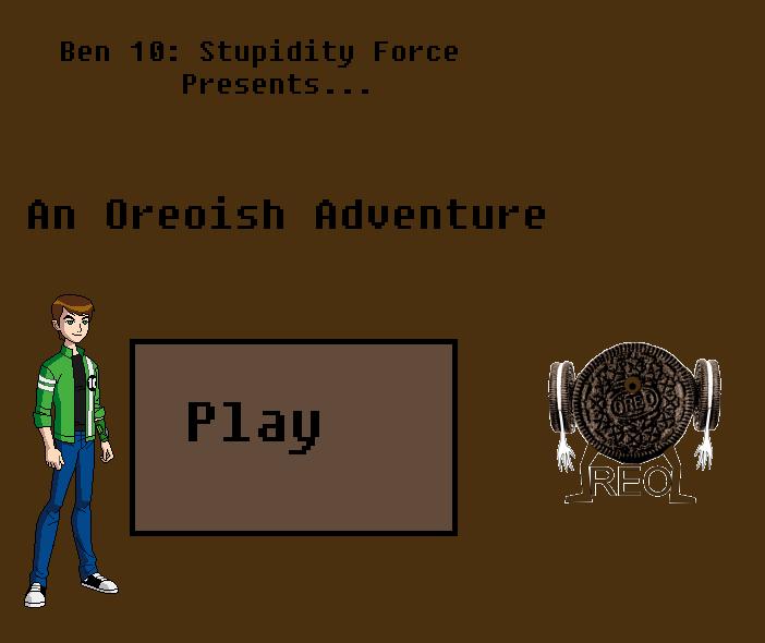 An Oreoish Adventure