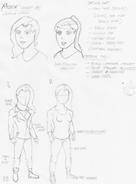 Ryder Concept Art - Jessica Kelly
