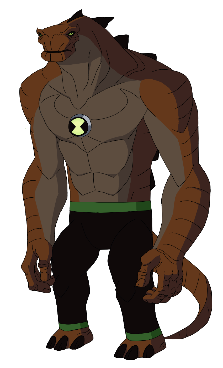 Humungousaur (Earth-50)/Timeline 1