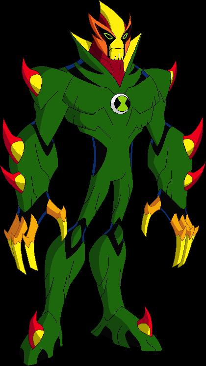 Swampfire (Earth-2018)
