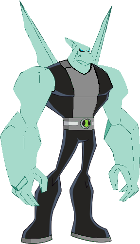 Diamondhead (Evfnye 10)
