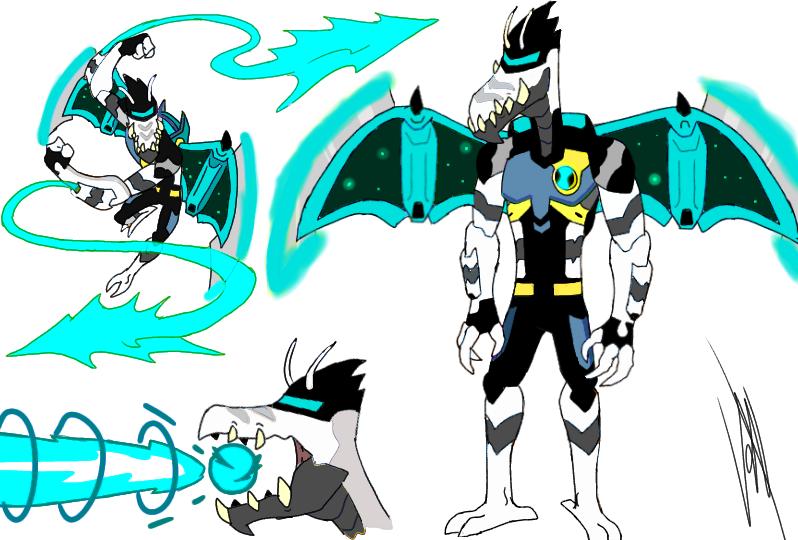 DinoStarr (Ben 23-OH)