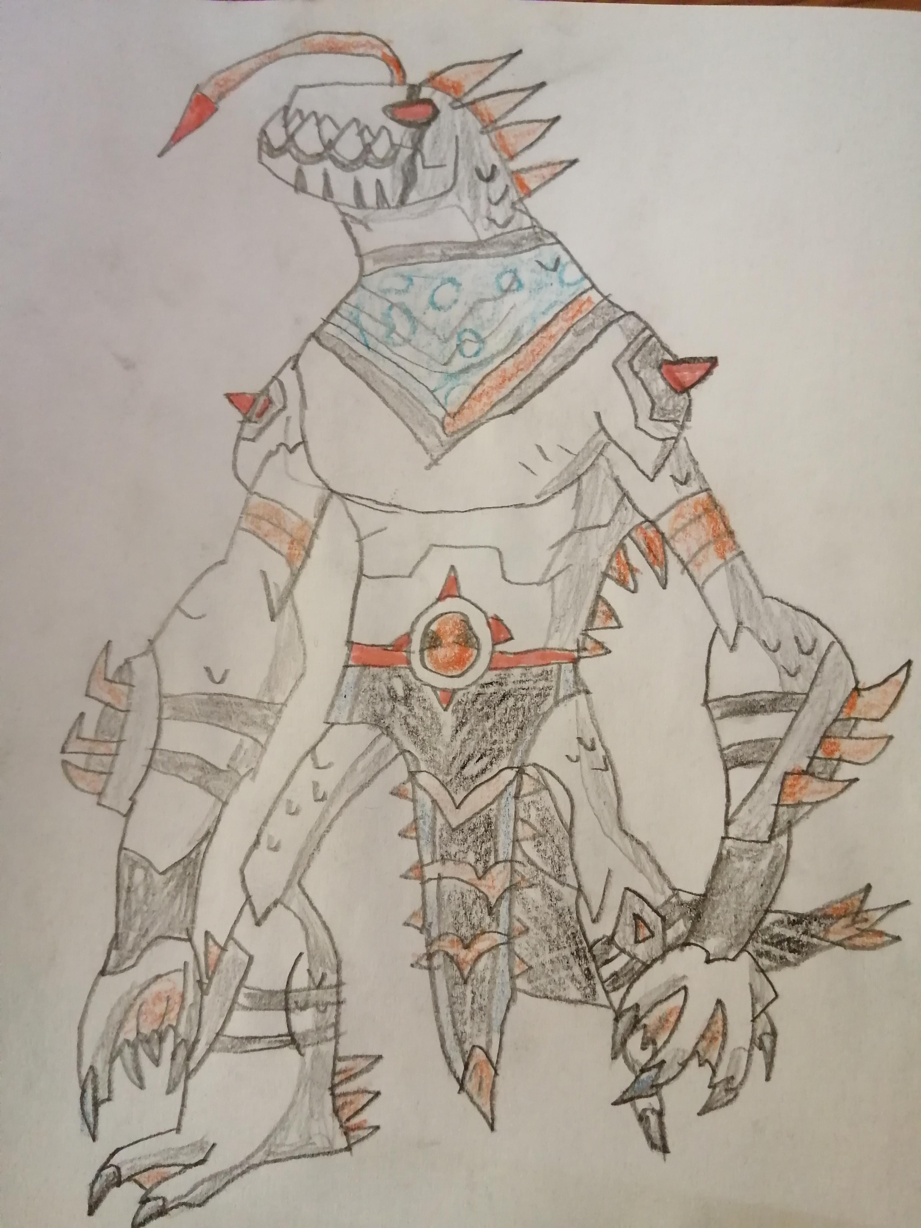 Desert Jaws (Mad Neon)