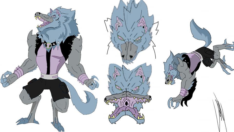 Blitzwolfer (Nega Ben-OH)