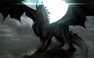Dyten's Dragon Form