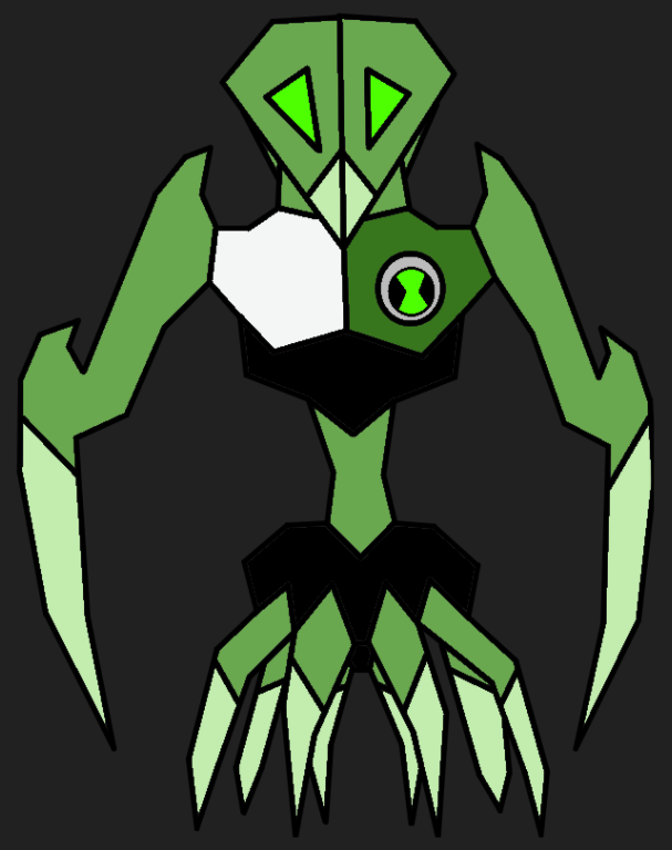 Green Needle (Universe-7781)