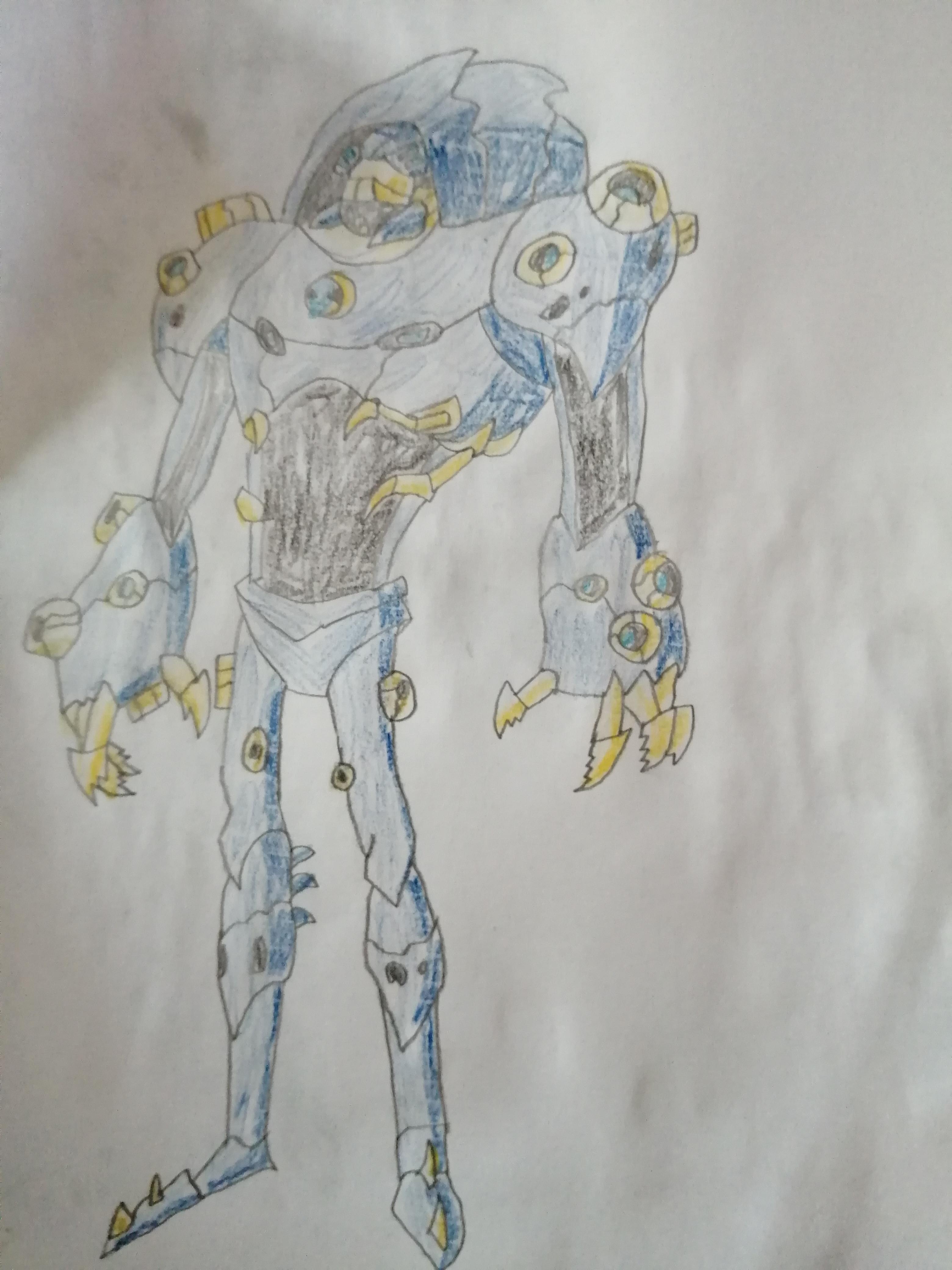 Hose Arms (Neon 10)