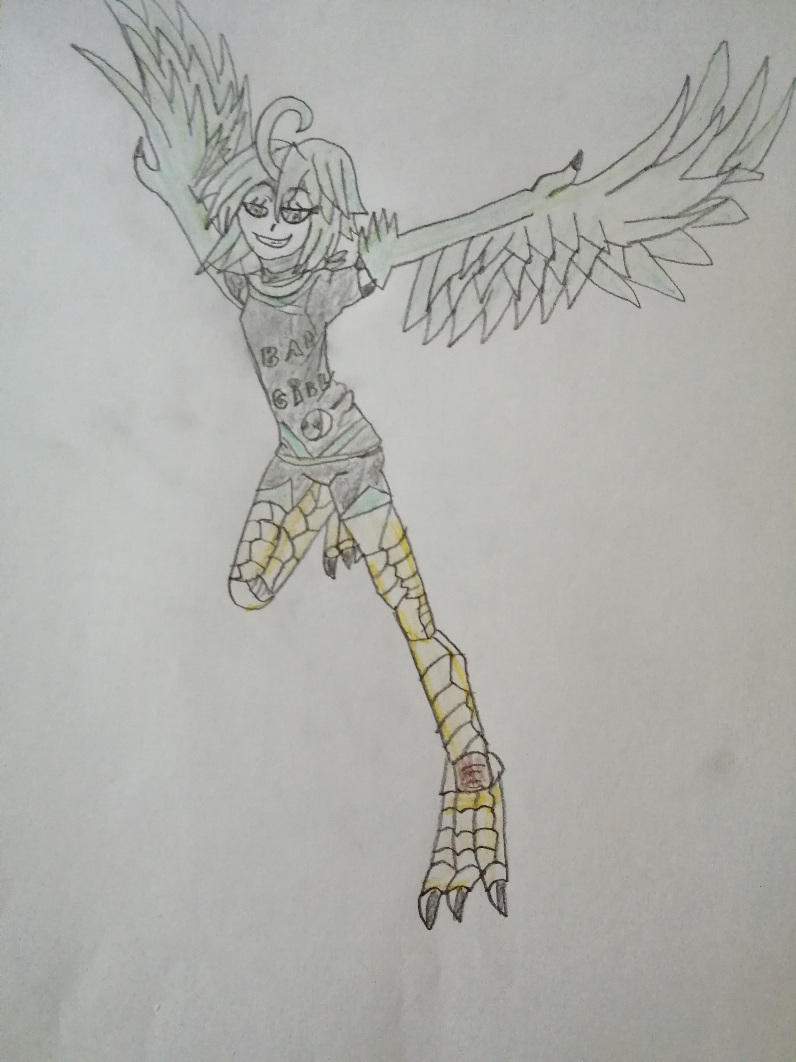 Skyfly (Bad Neon)