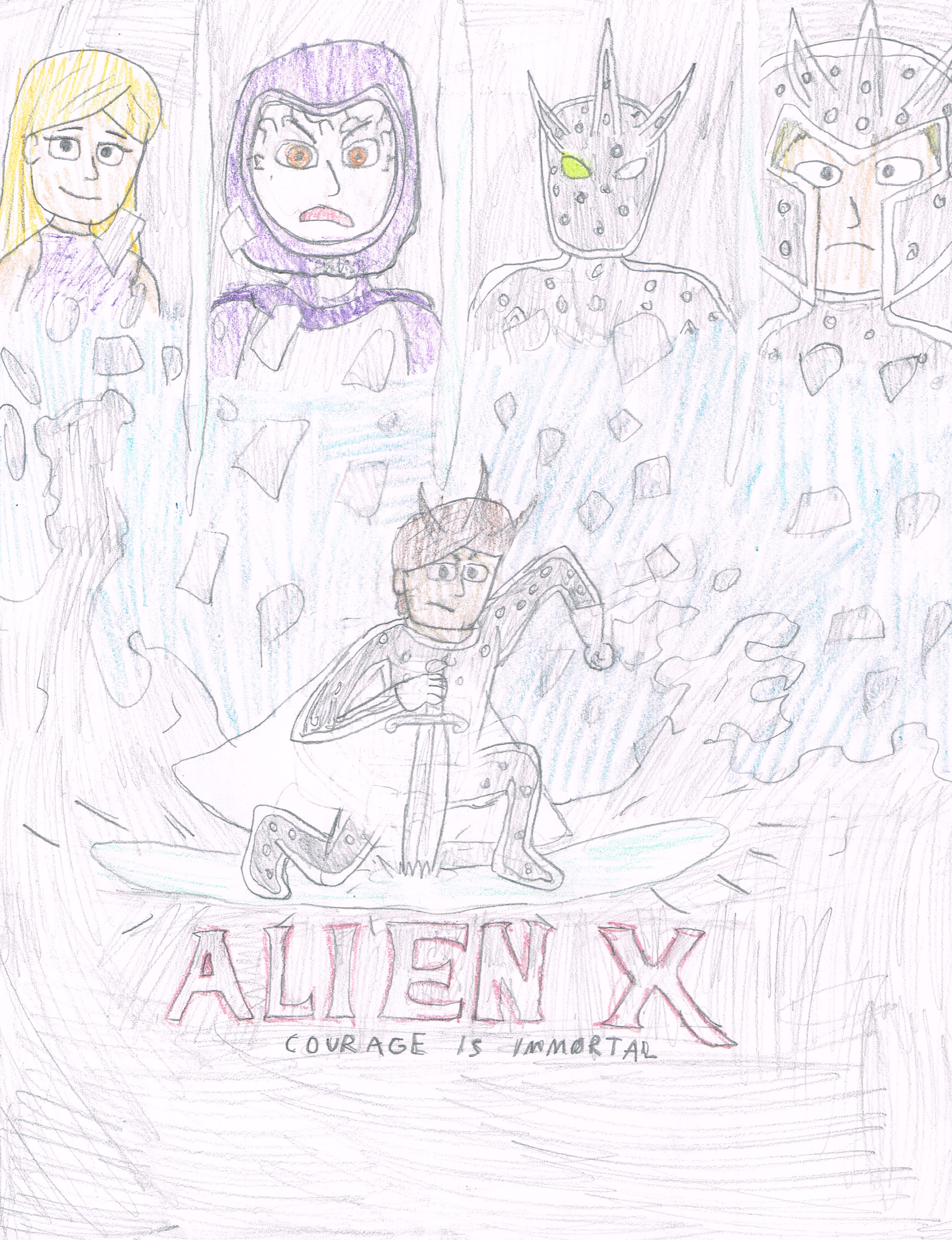 Alien X (film)