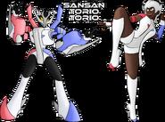 Sansan Torio Torio Dual