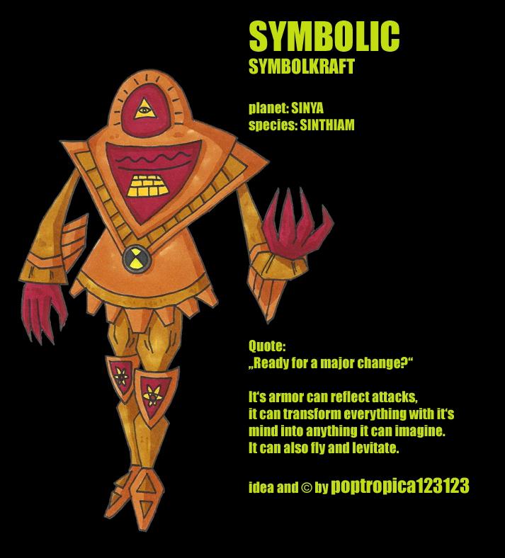Symbolic (Jake 10 Aliens Unleashed)