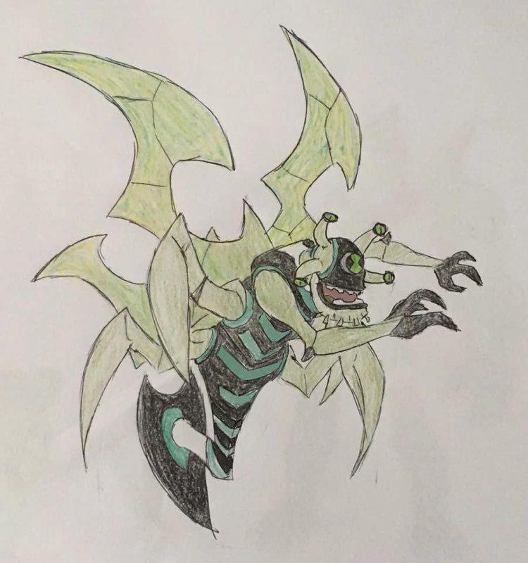 Stinkfly (Battle Ben-OH)