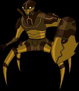 Kraab (Earth-90)
