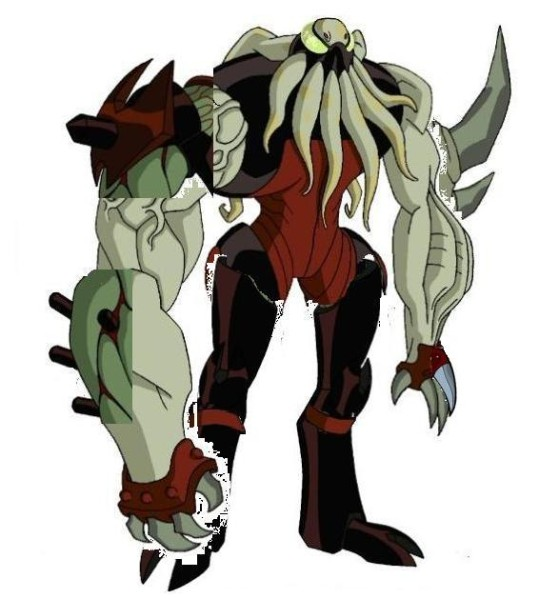 The Rise of Ultimate Vilgax (Part 1)