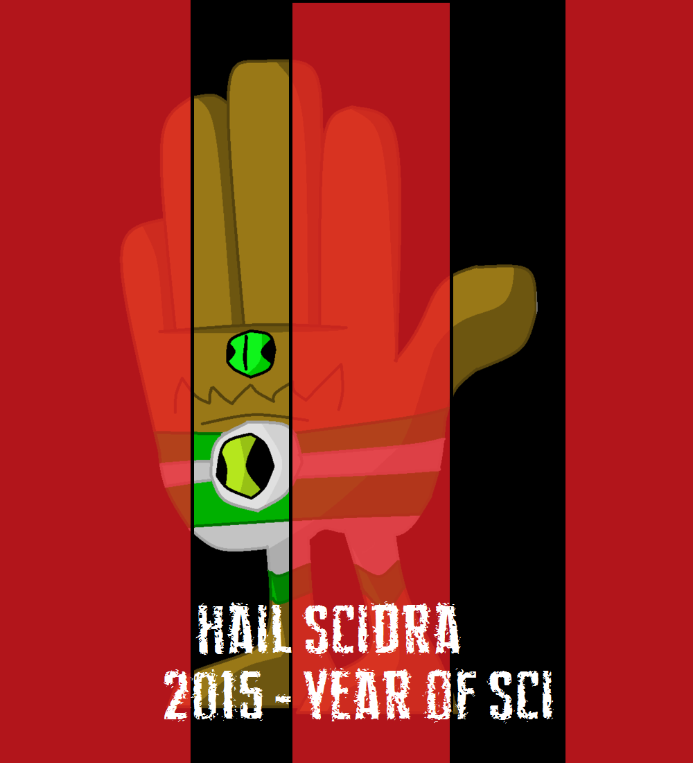 Sci100/2015 - A Year of Community