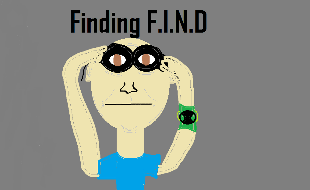 Finding F.I.N.D.