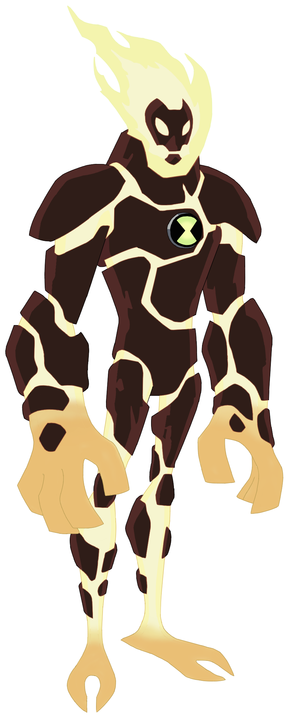 Heatblast (Earth-50)/Timeline 1