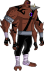 BBO Negative Four Arms