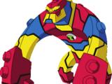 Bloxx (Earth-32)/Dimension 1