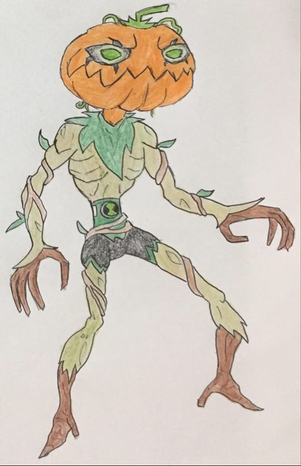 Pumpkboom (Battle Ben-OH)