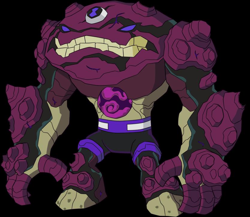 Gravattack (Earth-32)/Dimension 131