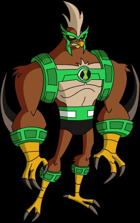 Kickin Hawk (B10 Reboot: AR)