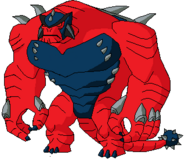 Red (Ultimate Humungousaur)