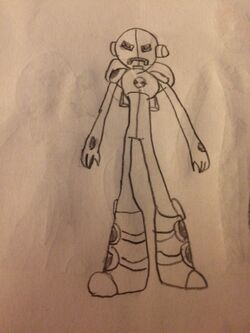 Mitsuki as Vibe Vibe