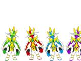 Xceed Ditto (Ben 10K-OH)
